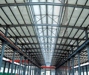 钢结构工作间